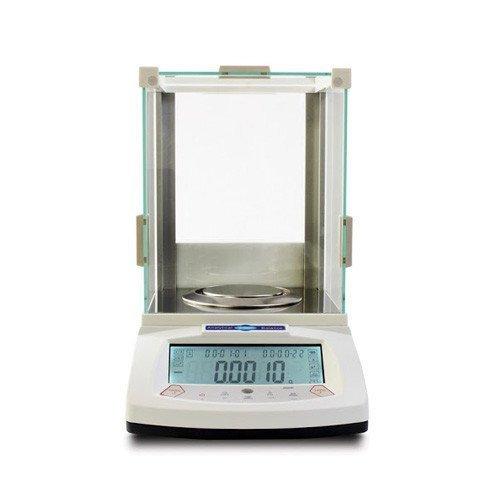 BALANZA ANALITICA CAP 210 GR, SENS 0.1mg