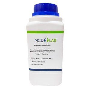 Agar Bacteriologico Fco 450 Grs MCD Lab