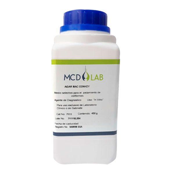 Agar Mac Conkey 450gr MCD Lab