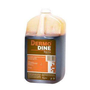 Yodo Dermodine( Isodine ) Espuma 3.5 Lt