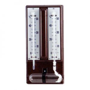 Higrómetro Tipo Mason, Rango -5 A 50°C