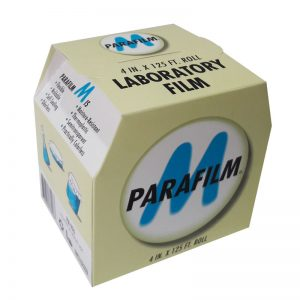 PAPEL PARAFILM 4 In  10cm. X 38mts.