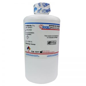 Buffer de Fosfato Ph 6.4 Para Wright 1l