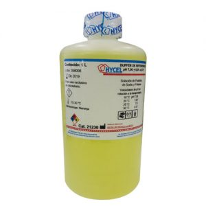 Buffer de Referencia Ph 7.0 Lt Hycel