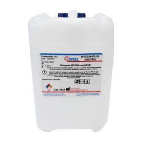 Detergente Liquido Hyclin Plus Neutro 4l