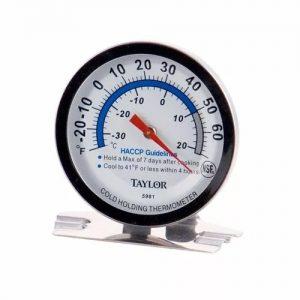 Termómetro Refrigerador -34 A 20°C Tylor